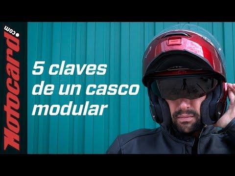 5 CLAVES DE UN CASCO MODULAR. ¿Cómo elegir tu casco perfecto?