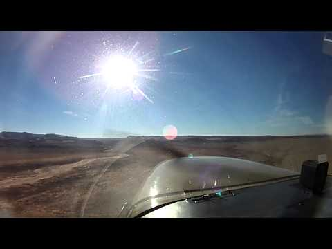 Cessna 172N - Departing Moab, UT Canyonlands Airport (KCNY)