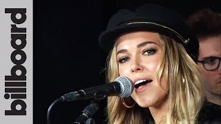 Rachel Platten - 'Fight Song' & 'Broken Glass' Live Acoustic Performance | Billboard