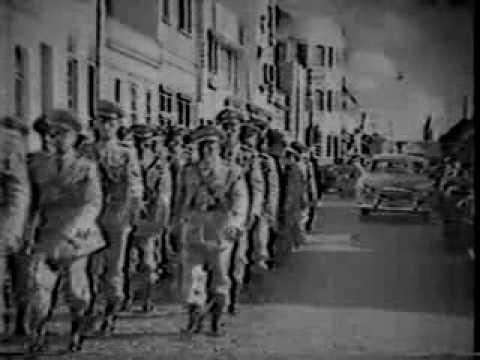 Criação do corpo de Vigilância Municipal de Curitiba, governo do prefeito Erasto Gaertner.1951