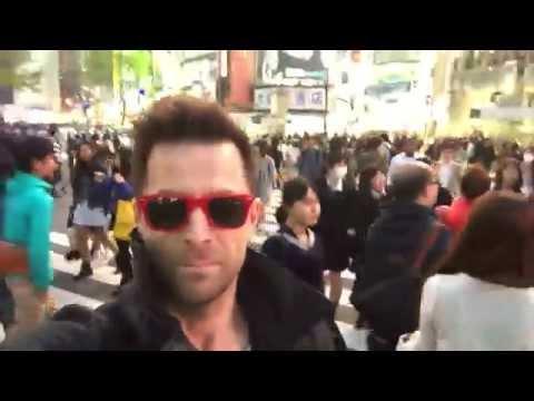 Paranienormalni- Motyk w Tokyo - Shibuya ( mega skrzyżowanie )