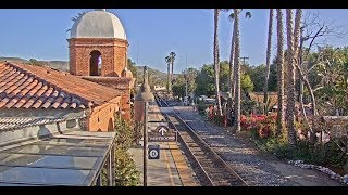 San Juan Capistrano, California USA - Cam of the Week | Virtual Railfan LIVE