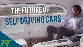 What is the Future of Self Driving Cars? | The Future of Tech #1 (ft. AlternateHistoryHub)