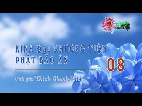Kinh Đại Phương Tiện Phật Báo Ân -8