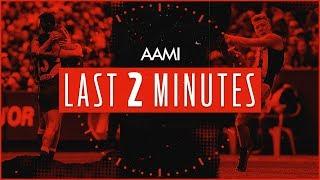West Coast V Collingwood: AAMI Last Two Minutes | 2018 Toyota AFL Grand Final | AFL