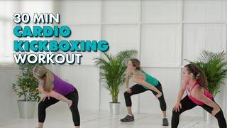 Cardio Kickboxing - CafeMom Studios Workout - Season 2 Episode 1 by CafeMom Studios