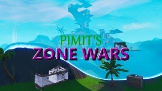Pimit S Zone Wars V1 2 Solo Fortnite Creative Map Codes