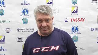 Юрий Михайлис: «Мы упростили игру и старались ловить соперника на контратаках»