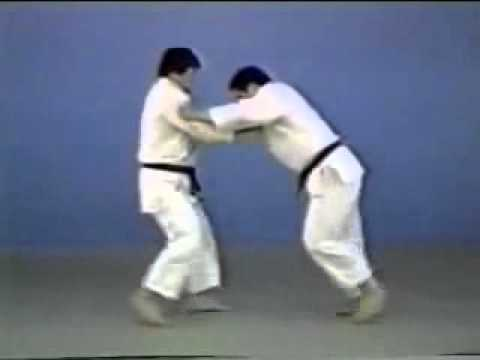 Judo - Kuchiki-taoshi