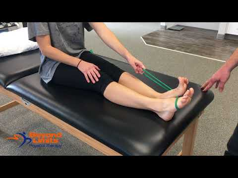 Top 3 exercises for foot and ankle pain