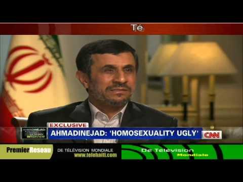 Human rights report slams iran for harassing gays