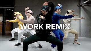 Work(Remix) - Rihanna / Sori Na Choreography
