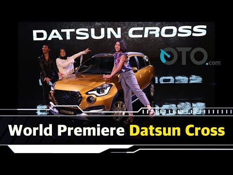 World Premiere Datsun Cross I OTO.com