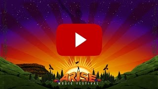 ARISE Music Festival 2015 - Official Line Up Release