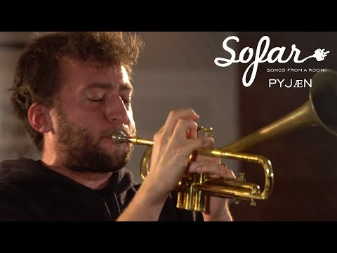 PYJÆN - In Search of The Sticky Sid | Sofar London
