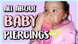 All About Baby Piercings - Things You Need to Know + Tips