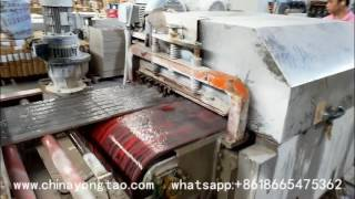 Two Heads Ceramic Tile Cutting Machine