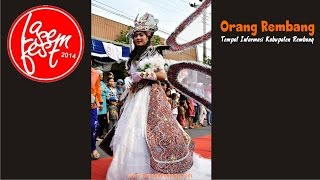 preview picture of video 'Karnaval Batik Lasem - Festival Lasem 2014'