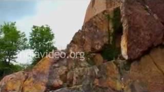 Sonbhandar Caves, Rajgir, Bihar