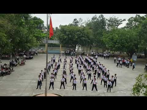 THCS Nguyễn Khuyến -  Dân vũ chung sống (Năm hoc 2018-2019)