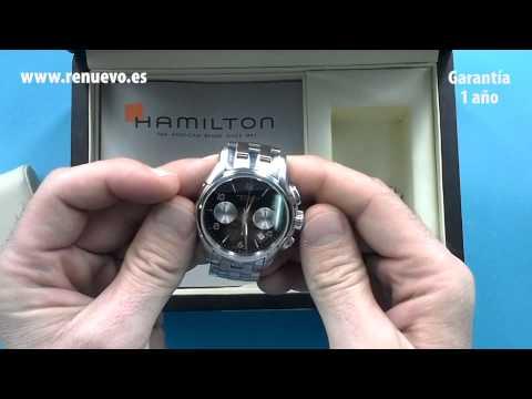 Reloj HAMILTON Khaki Aviation H326560 de segunda mano