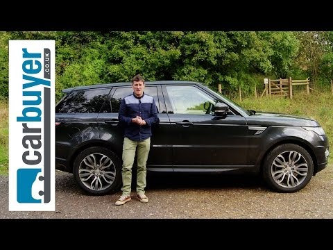Range Rover Sport SUV 2013 review - CarBuyer
