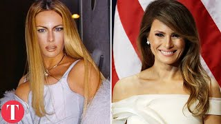 The True Story Of Melania Trump Fashion Model Turned First Lady