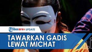 Dua Muncikari Jajakan Gadis 17 Tahun ke Pria Hidung Belang Lewat MiChat, Tarif Rp700 Ribu - 1 Juta