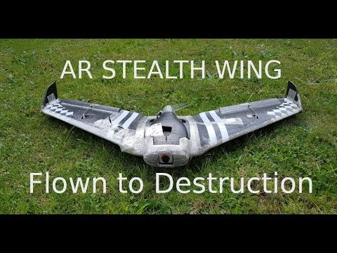 ar-wing-unintentionally-flown-to-destruction