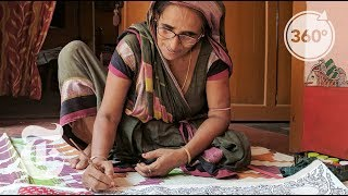 Keeping Indian Folk Painting Alive| Daily 360