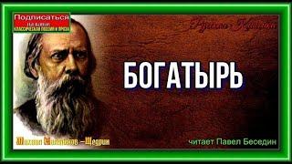 Богатырь Михаил Салтыков Щедрин читает Павел Беседин