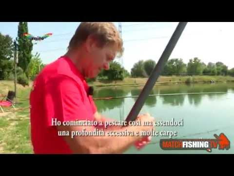 Pesca di video di un velut