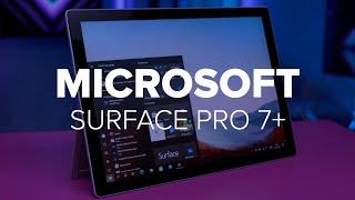 Microsoft Surface Pro 7 Plus im Test: Mehr Power und mehr Ausdauer | [deutsch]