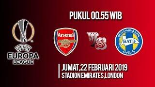 Live Streaming Liga Eropa, Arsenal FC Vs Bate Borisov, Jumat Pukul 03.00 WIB