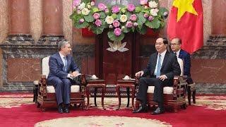 Đại sứ quán Việt Nam tham gia hoạt động đi bộ từ thiện của ASEAN tại Campuchia