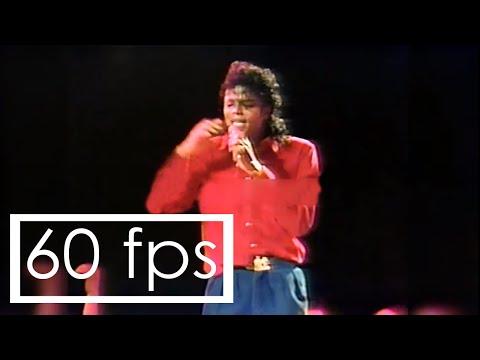 Michael Jackson | Smooth Criminal, rare rehearsal in Pensacola, Florida (1988) - Bad Tour