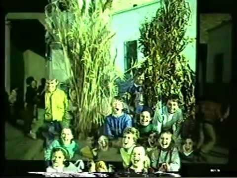 Villanueva Mesía 1986 a 1988 Fiestas y Costumbres