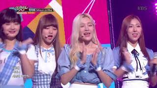 뮤직뱅크 Music Bank -묵찌빠 (MMook JJi BBa) - 세러데이(SATURDAY).20180803