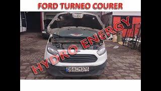 Ford Transit courier hidrojen yakıt tasarruf sistem montajı