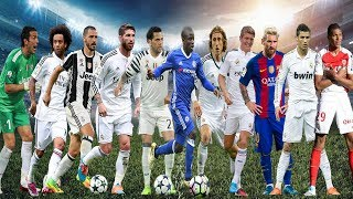 Team Of The Year 2017