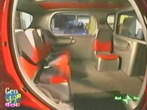 Eolo Auto la macchina ad aria compressa - The Air car