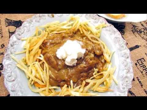 Beef Stroganoff | بیف استراگانف