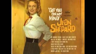 Jean Shepard - **TRIBUTE** - The Waltz Of The Angels (1960).
