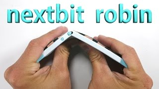 Nextbit Robin Bend Test FAIL - Durability test