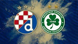 PRIJENOS UŽIVO | GNK Dinamo - Omonoia FC | 2. pretkolo Lige prvaka