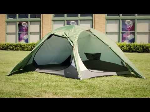 Mountain Hardwear Optic Vue Tent Pitching Instructions & Mountain Hardwear Optic Vue 3.5 Tent - 3 Person - Closeout ...