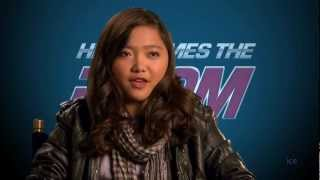 Charice 'Here Comes the Boom' Interview
