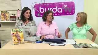 burda na TV 09 – Saia lápis