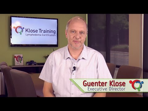 The Power of Lymphedema Certification | Klose Training - YouTube
