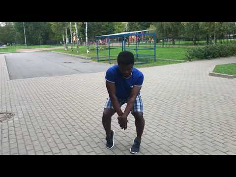 Zoro ft Flavour - Echolac Dance  in Russia by Nelson